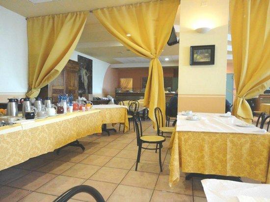 Hotel Tortorina: Il buffet