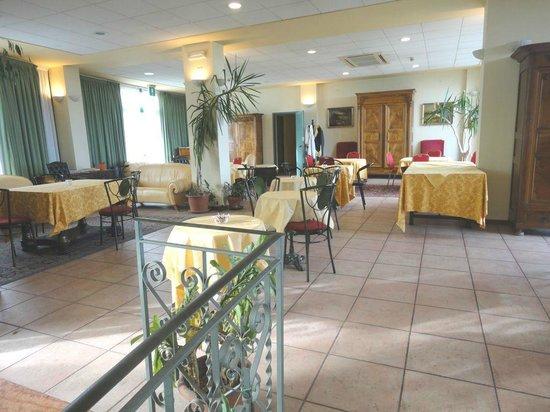 Hotel Tortorina : La hall