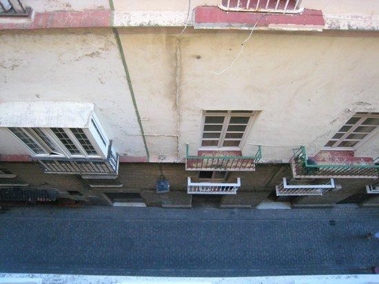 Senator Cadiz Spa Hotel : vue depuis notre chambre