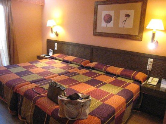 Senator Cadiz Spa Hotel: la chambre