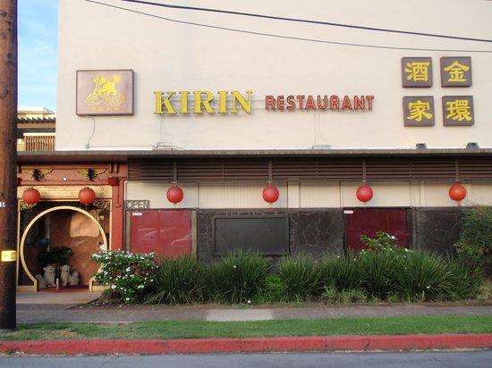 Kirin Restaurant Incorporated: Beretania St