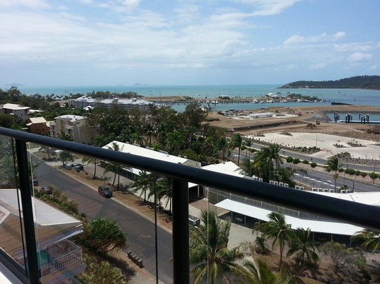 Blue Horizon Resort Apartments: Views from our room!