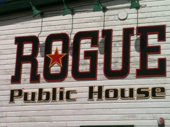 Rogue Ales Public House: Rouge Public House