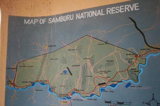 Gift shop picture of samburu game lodge samburu national reserve samburu game lodge entrada a la reserva gumiabroncs Gallery
