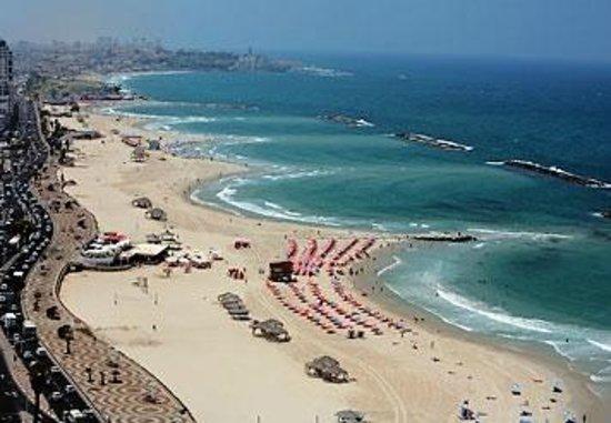 Levy Hotel : Tel Aviv beaches 5 min walk
