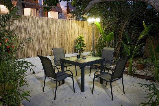 Levy Hotel : Garden