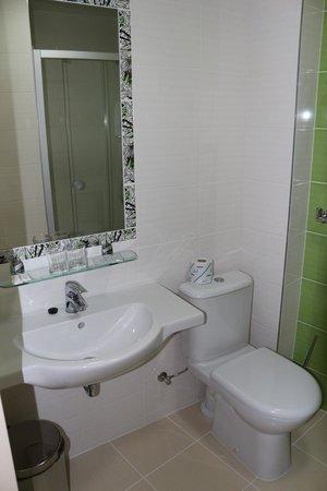 Medical SPA Eglės Sanatorija Birštonas: Наша ванная комната