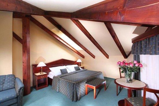 Hotel Carlton Prague - Triple room