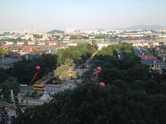 Hengda Hotel: из окна
