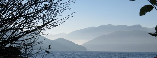 Porteau Cove Provincial Park : you just have to love the view