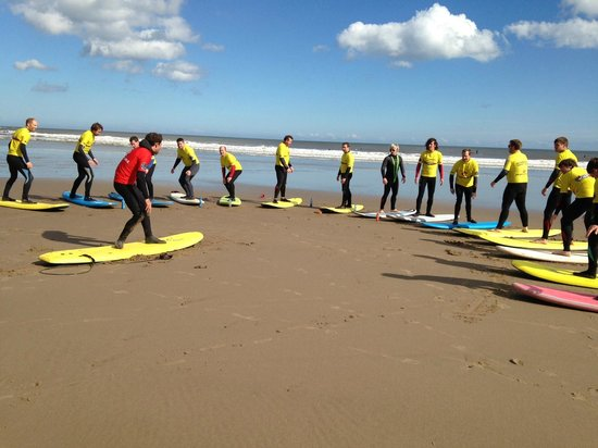 Scarborough Surf School