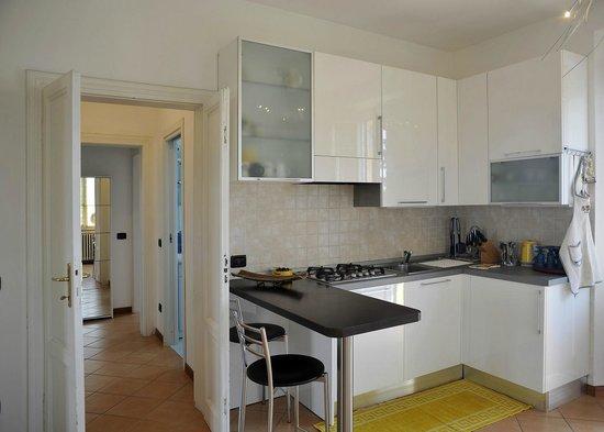 Il Sogno Bellagio: Cucina - appartamento Villa 800