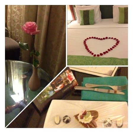 Melia Purosani: hotel complimentary for our wedding anniversary