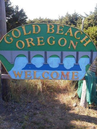 Gold Beach Resort : Visitor Center
