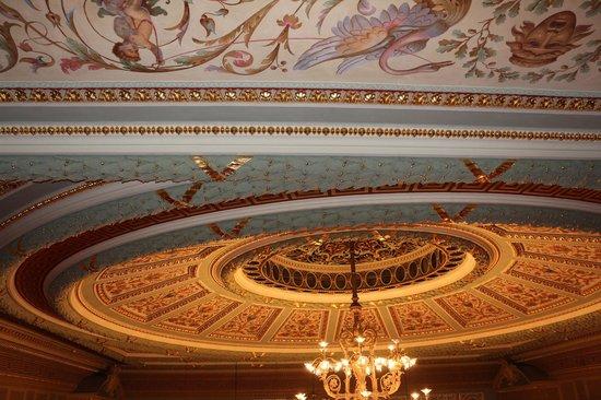 Latvian National Opera: Роспись потолка