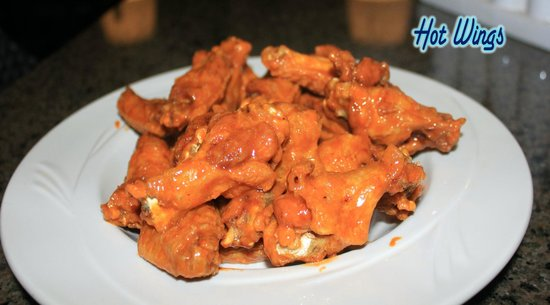 Chillin the Most: Hot Wings