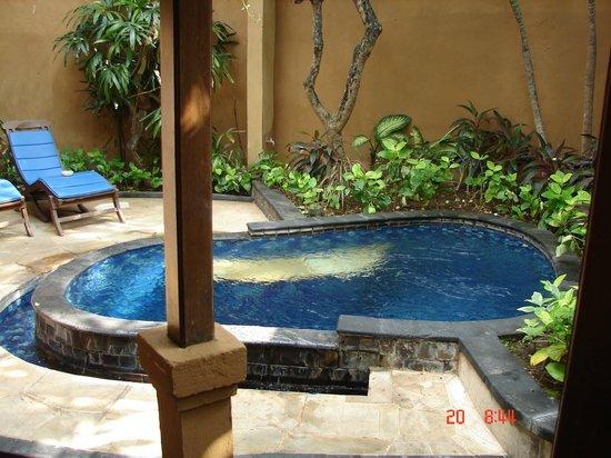 Parigata Villas Resort: Бассейн у номера