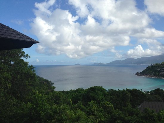 Four Seasons Resort Seychelles: view from the room