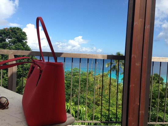 Four Seasons Resort Seychelles: Breakfast
