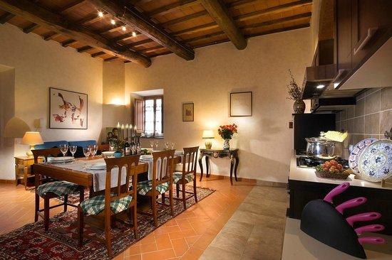 Borgo di Casagrande: Appartamento