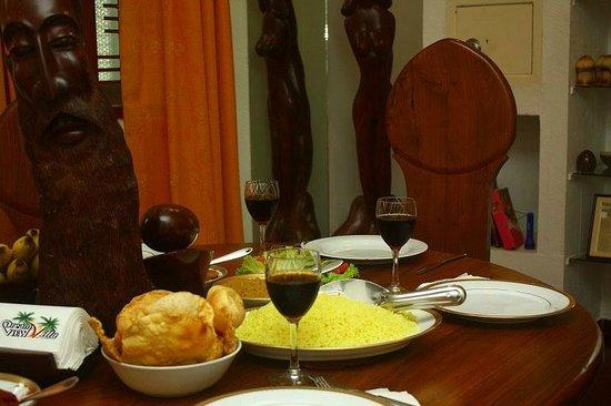 Dream View Villa: Sri Lankan BEST FOOD from us