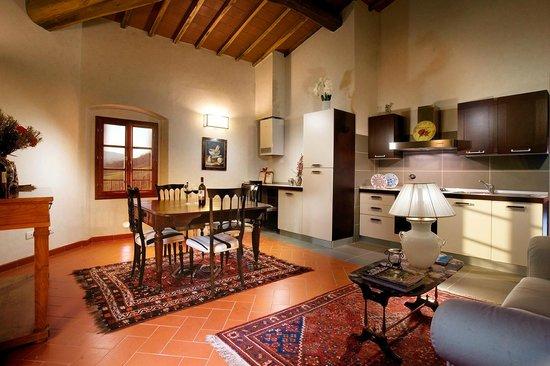 Borgo di Casagrande: Grechetto