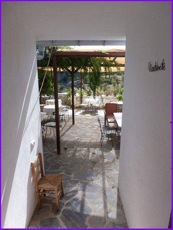 Hotel La Seguiriya : View from our room.