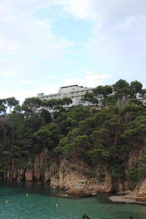 Parador de Aiguablava: The Hotel Parador