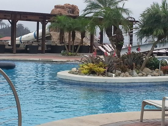 Hillary Nature Resort & Spa: Area de la piscina