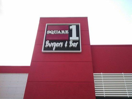 Square 1: Exterior