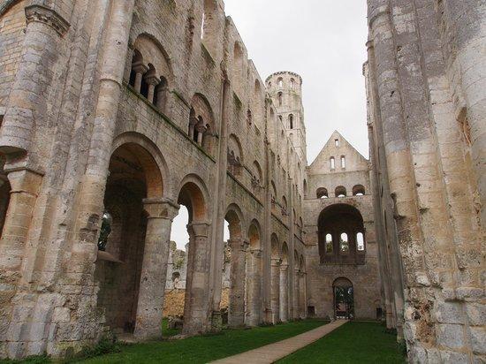 Abbaye de Jumièges : Abbaye de Jumieges