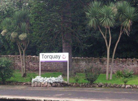 Premier Inn Torquay Hotel: Torquay Station