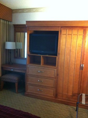 DoubleTree Suites by Hilton Hotel Phoenix: Bedroom