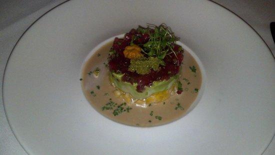 Peter Shields Inn & Restaurant: Tuna Tartare