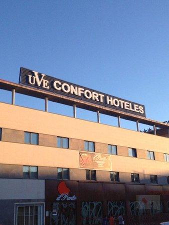 Hotel uVe Alcobendas: Uve Confort Hotel Alcobendas