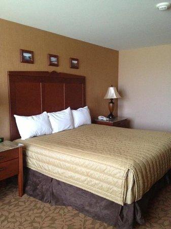 Seneca Allegany Resort & Casino: King Size Bed