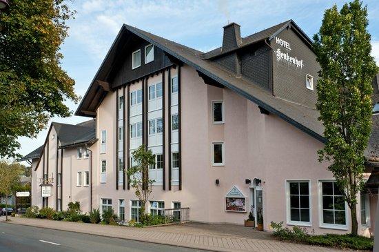 Landhotel Henkenhof: Hotelansicht