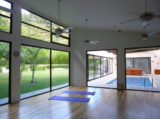 Panama Yoga Retreats: The Yoga Studio at the Haven Spa