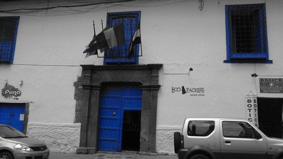 Ecopackers: Puerta