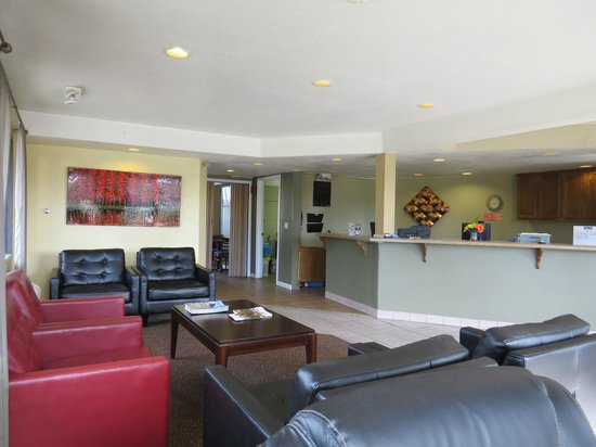 Mesa Inn Grand Junction : Lobby