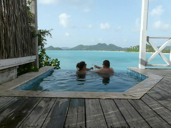 Cocobay Resort: Loved the plunge pool!!
