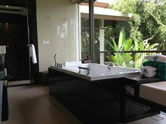 Banyan Tree Samui: Bathroom Area