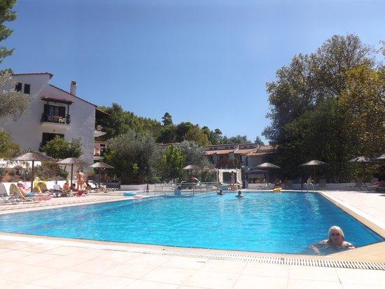 Myrtia Pool Picture Of Myrtia Hotel Koukounaries