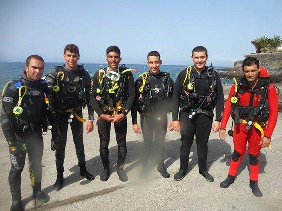 Espiritu De Buceo Padi 5 Star Dive Centre: Espiritu de Buceo