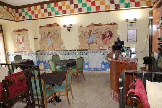Roma Hotel : hall