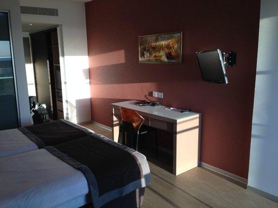 Faros Hotel: Номер