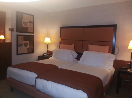 Crowne Plaza Milan - Malpensa Airport: Crowne Plaza Hotel