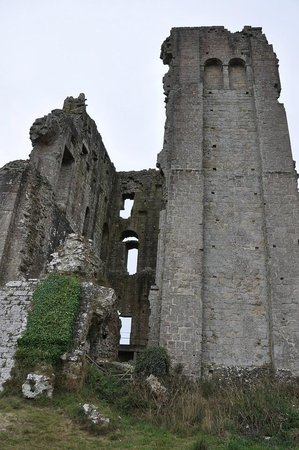 Corfe Castle Tower