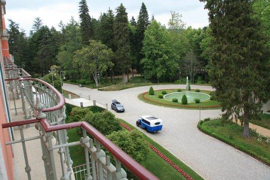 Vidago Palace Hotel: photorights belongs to- Gili Mazza