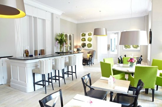 The Orangery Restaurant: The Bar/Bistro at St Elphin's House